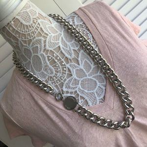 Vince Camuto Heavy Chain Necklace